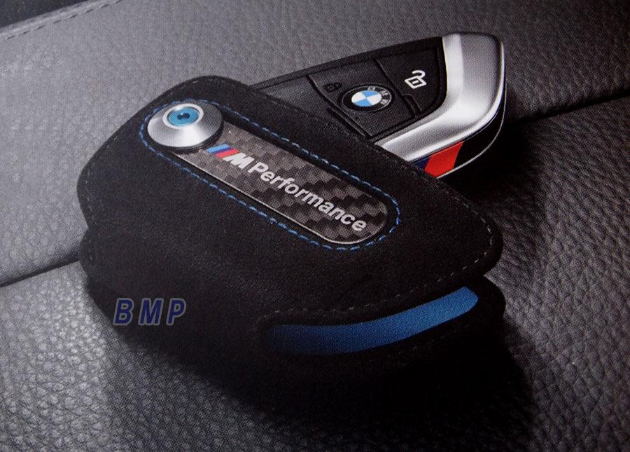 BMW 純正 M Performance リモコン キーケース F15 F85 X5 F16 F86 X6 F45 F46 F48 G11 G12 G30 G01 G02 キーホルダー スマートキーケース キーカバー パフォーマンス