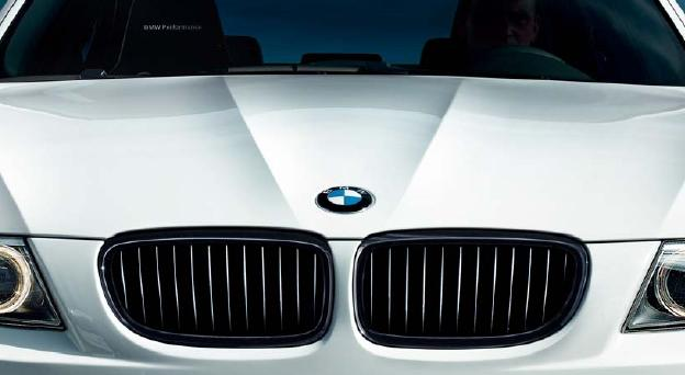 送料無料激安祭 BMW 純正 専門店 カスタム パーツ アクセサリー 車用品 パフォーマンスパーツ 後期用 E90 テレビで話題 ブラック グリルセット Performance E91Lci