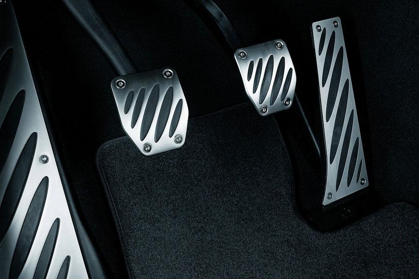 Bmw Performance Part 3 Series Bmw E90 E91 E92 E93 E46 Left Handle Mt Car Aluminum Pedal Set
