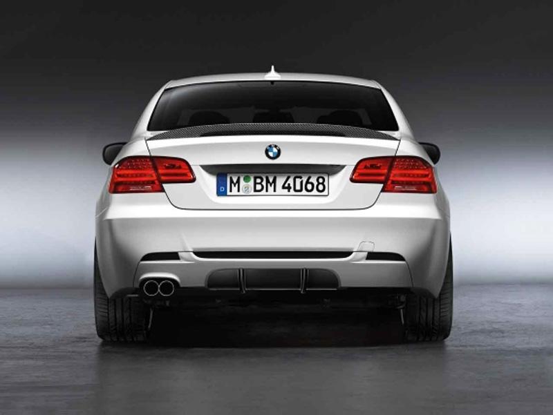 BMW Performance パーツ 3シリーズ E92 E93 335用 エアロダイナミック ディフューザー パフォーマンスパーツ クーペ カブリオレ