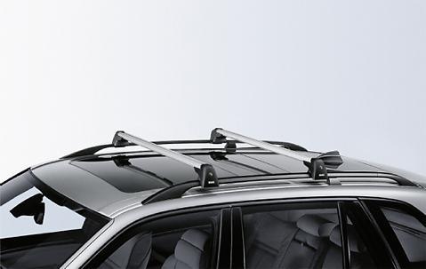 BMW Transportation パーツ X5 E70用 ベースサポート ルーフキャリア