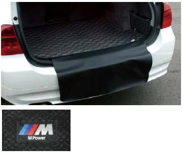 BMW 純正 フロアマット E91 3シリーズ ツーリング用 Mラゲージルーム マット