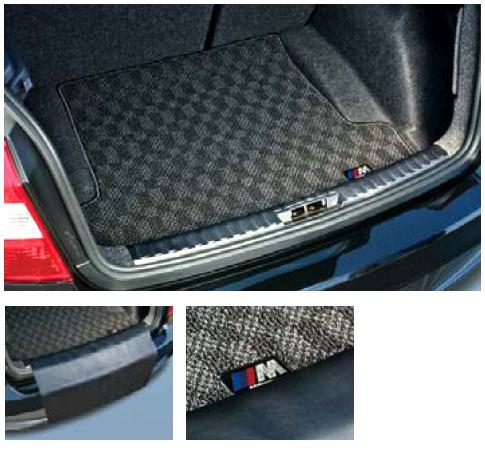 【BMW純正】BMW フロアマット BMW E82 1シリーズ・クーペ用 BMW Mラゲージルーム・マット