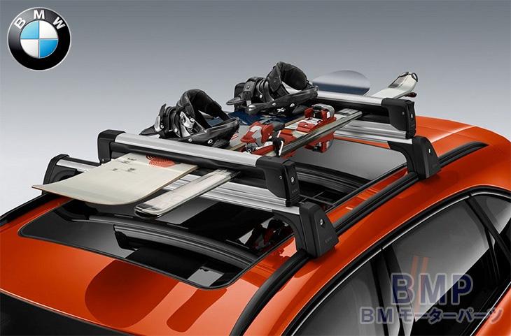BMW 純正 Transportation パーツ スキー&スノーボード ホルダー 積載 ルーフ キャリア
