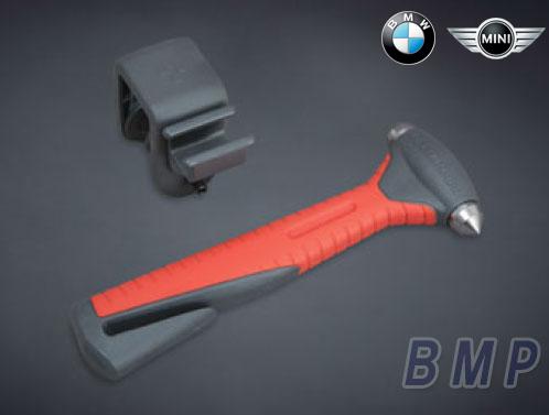 BMW 純正 専門店 カスタム パーツ アクセサリー 車用品 Safety ハンマー Plus ライフ 緊急脱出 安い 激安 プチプラ 高品質 ツール and [並行輸入品] security シートベルカッター付き