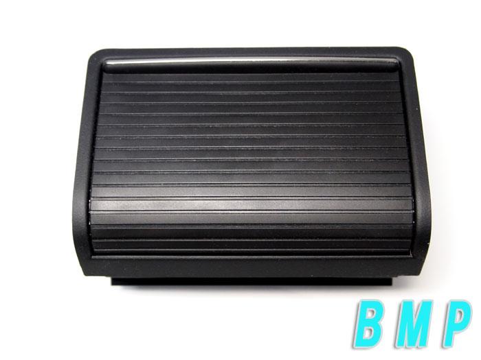 BMW パーツ BMW E46用 リアコンソール・ノンスモーカートレイ(ブラック)