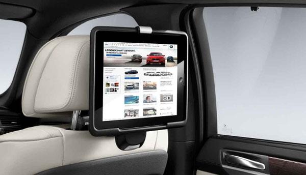 2-4世代 iPad iPadホルダー トラベル&コンフォートシステム BMW
