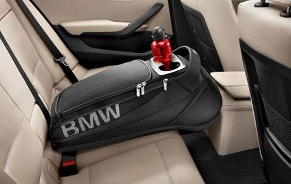 BMW 純正 専門店 メーカー在庫限り品 カスタム パーツ 人気ブレゼント アクセサリー 車用品 バッグ インテリア リヤストレージ ブラック Standard