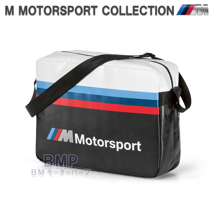 BMW 純正 M MOTORSPORT COLLECTION ショルダー バッグ