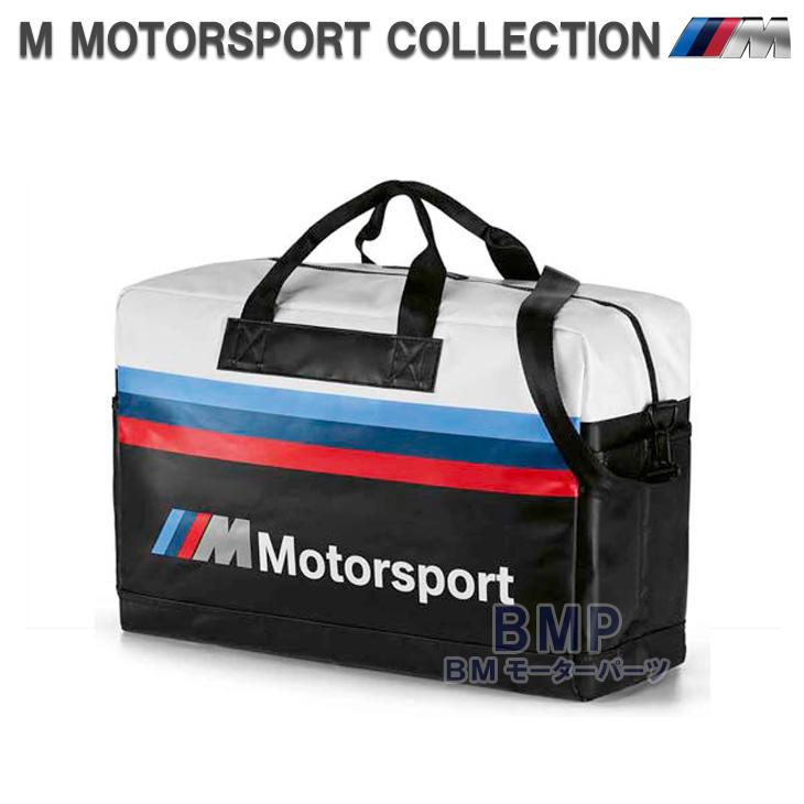 BMW 純正 M MOTORSPORT COLLECTION トラベル バッグ