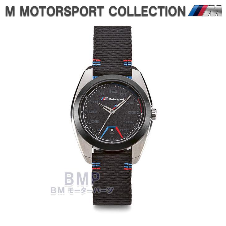 BMW 純正 M MOTORSPORT COLLECTION ウォッチ メンズ