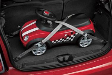 BMW MINI F56 F55 3 DOOR 5 DOOR 用 テンション ベルト ベルト式