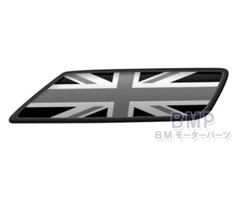 BMW MINI 純正 F54 CLUBMAN 用 サイド スカットル トリム セット BLACK JACK