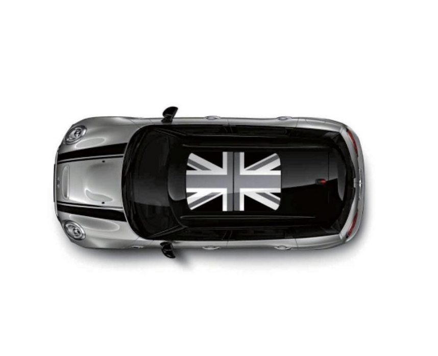 BMW MINI 純正 F54 CLUBMAN F60 CROSSOVER 用 ルーフ ステッカー BLACK JACK