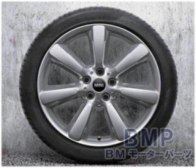 BMW MINI 純正 F60 CROSSOVER アルミホイール エッジド スポーク535 8J×19 アロイ ホイール 単体 1本