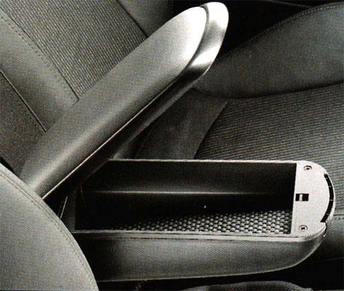 BMW MINI アクセサリー MINI R56/R57/R55/R58/R59/R61用 センターアームレスト