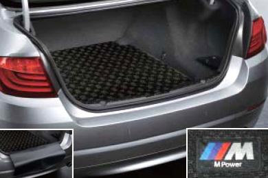 【BMW純正】BMW フロアマット BMW F10/5シリーズ・セダン用 Mラゲージルーム・マット