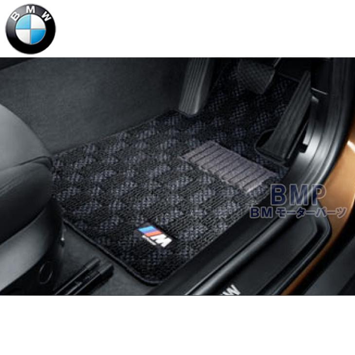 BMW 純正 フロアマット E90 E91 右ハンドル用 Mフロアマット