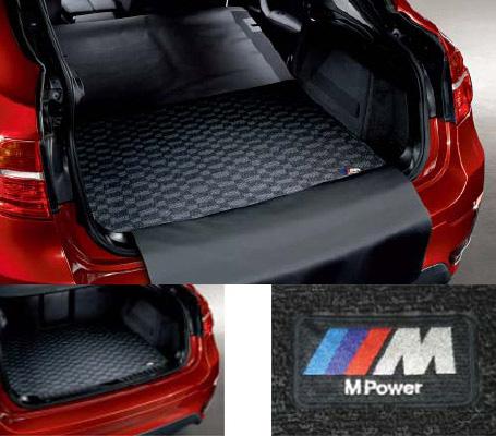 BMW 純正 フロアマット F15 F85 X5用 Mラゲージルーム マット