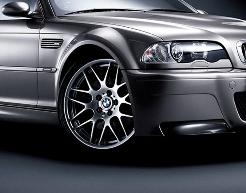 BMW アルミホイール BMW E46/M3 CSL コンペティションホィールセット 19インチ (CSL本国仕様サイズ)