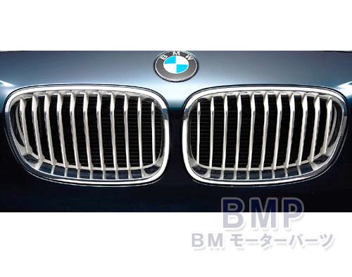 【店内全品100円オフクーポン】BMW 純正 F20 1シリーズ 前期用 Urban Line 標準装備 キドニー グリル セット チタングリル