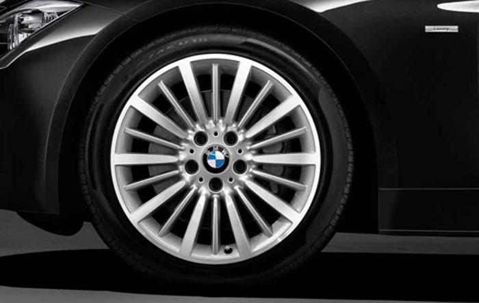 BMW 순정 아로이・휠 BMW 3 시리즈 BMW F30 F31 멀티 스포크・스타일링 416 프런트/리어 8 J×18