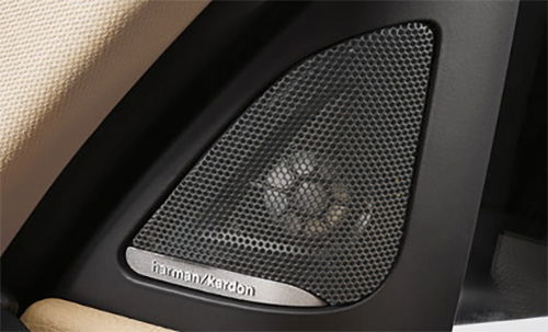 F34 スピーカー付き 純正 Harman GT ハーマンカードン ツイーターカバー Kardon BMW 3シリーズ