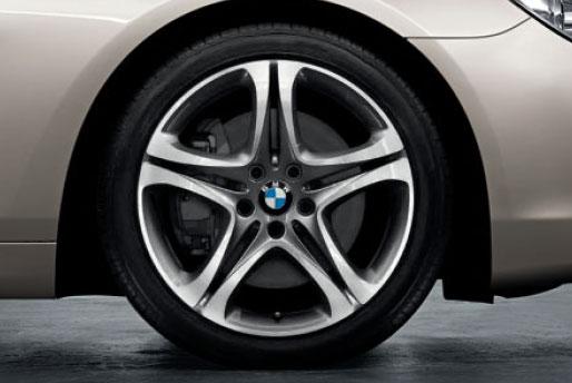 BMW 純正 F12 F13 F06 6シリーズ スタースポーク ホイール スタイリング367 単体 フロント 8.5J×19