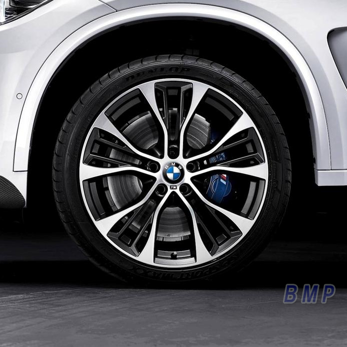 BMW alloy-wheel BMW F26 X4 M Performance double spoke, styling 599M for the rear Unit 10 J x 21