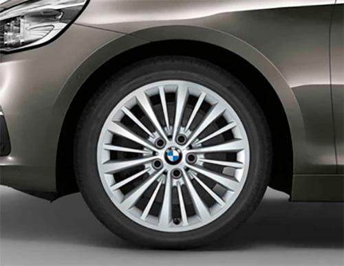 BMW・F45・アルミ・ホイール・マルチスポーク・スタイリング481