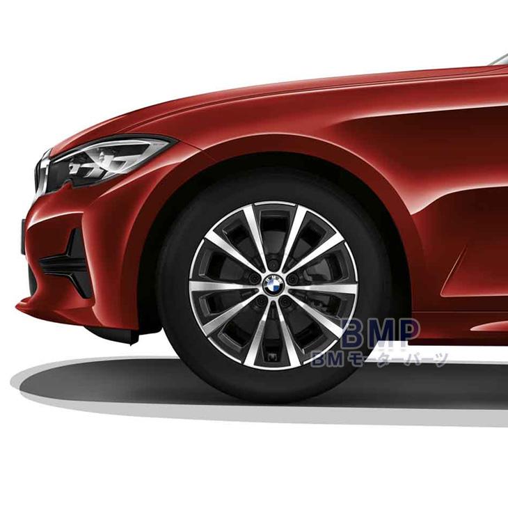 【BMW純正】BMW G20 純正 Vスポーク・スタイリング775 単体 1本 フロント・リヤ共通 7.5J×17