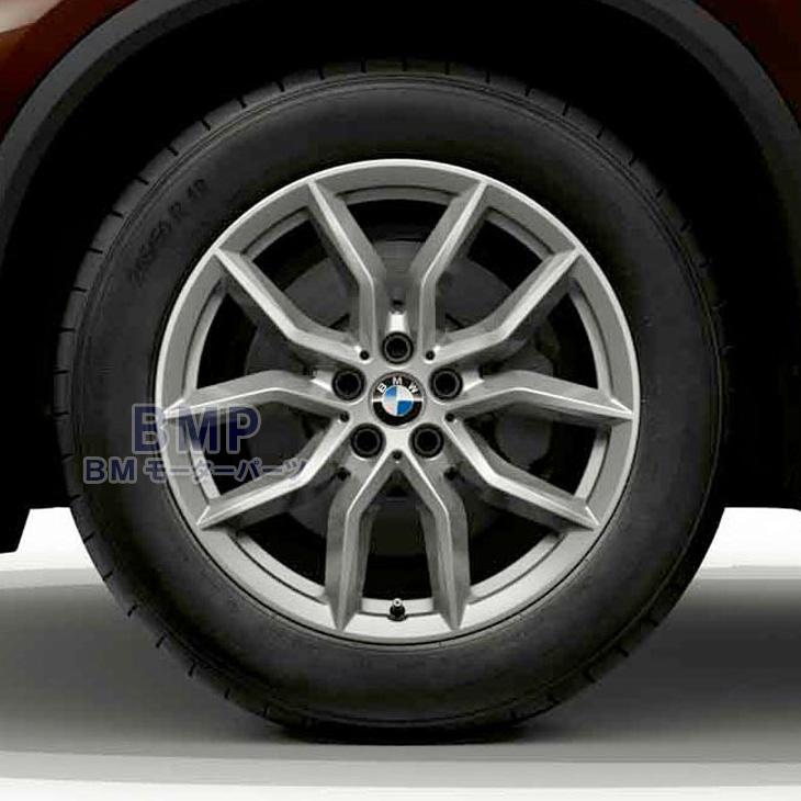 BMW 純正 G05 X5 Vスポーク ホイール スタイリング734 単体 1本 フロント リヤ共通 9J×19