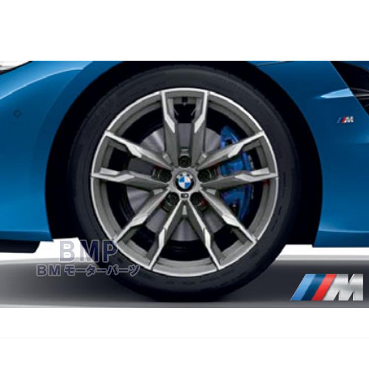 衝撃特価 BMW 純正 G29 Z4 M 純正 M カラー ライト アロイ ホイール ダブルスポーク スタイリング800M バイ カラー 単体 1本 リア用 10J×19, ウケンソン:84c96667 --- metaforiki-skyrou.gr