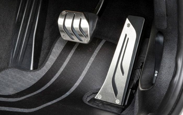 BMW BMW X6 F26 ステンレス F15F85 F25 M G07 F16F86 ペダル スチール セット X7 パフォーマンス X3 AT車用 X5 G05 純正 X4 Performance