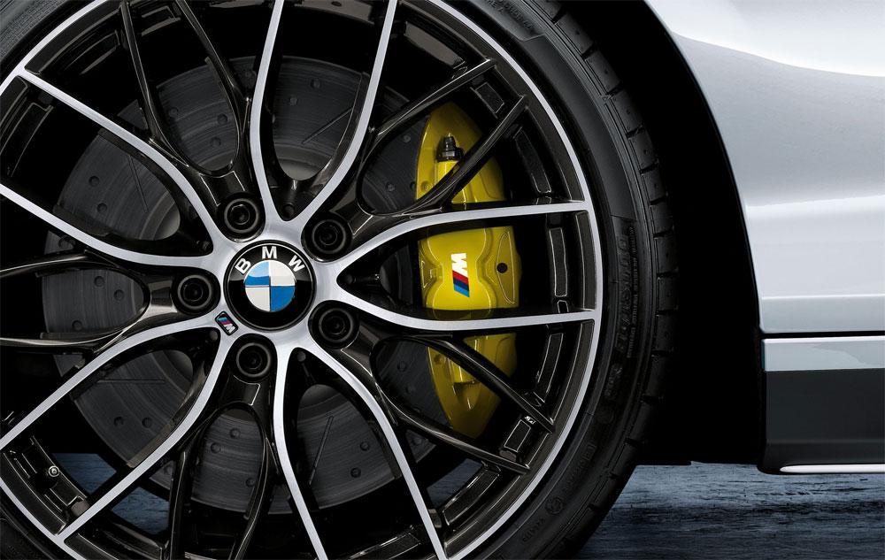 激安正規品 BMW 純正 M Performance BMW F20 1シリーズ ブレーキ システム イエロー パフォーマンス, ハッピーLIFE c29106cc