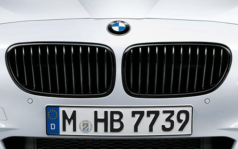 BMW 純正 専門店 カスタム パーツ アクセサリー ラッピング無料 グリルセット 人気商品 5シリーズ用 車用品 F11 F10 ブラック