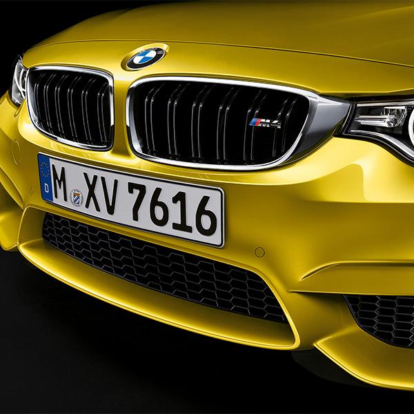 【BMW純正】BMW F32/F33/F36/F82 4シリーズ M4 キドニーグリル セット
