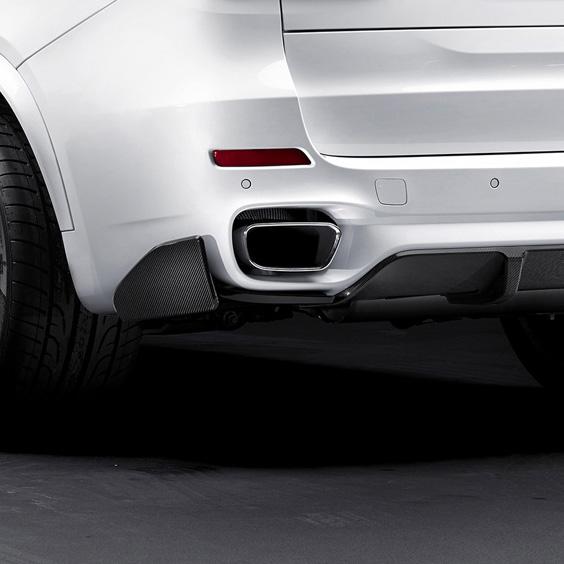 【BMW純正】【送料無料】BMW F15 X5 BMW M Performance カーボン・リヤ・フラップ