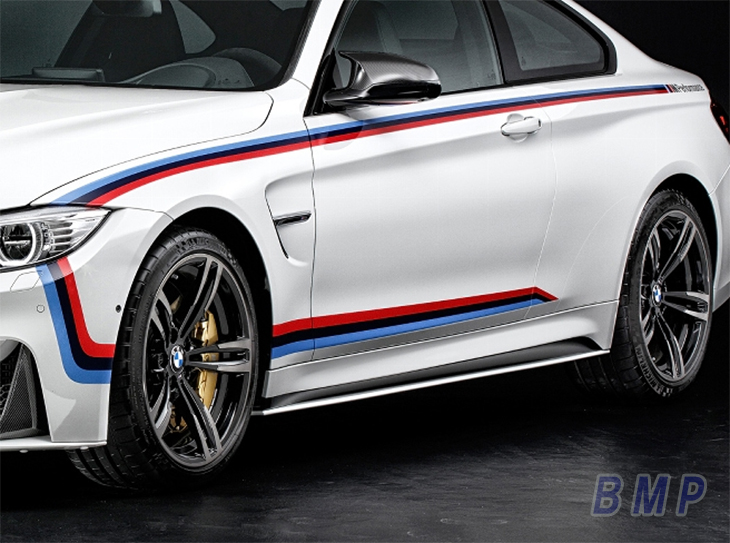 Bmw M4 Price South Africa >> bmp | Rakuten Global Market: BMW F82 M4 for M Performance motor sports-stripes
