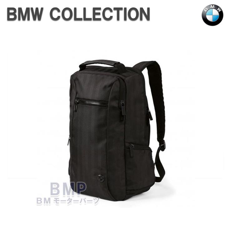 【店内全品100円オフクーポン】BMW 純正 BMW COLLECTION バックパック リュックサック コレクション