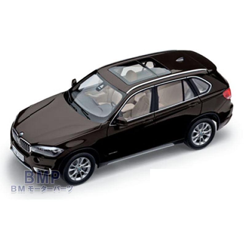 【BMW 純正】BMW ミニカー BMW F15 X5 1/43スケール ミニチュアカー
