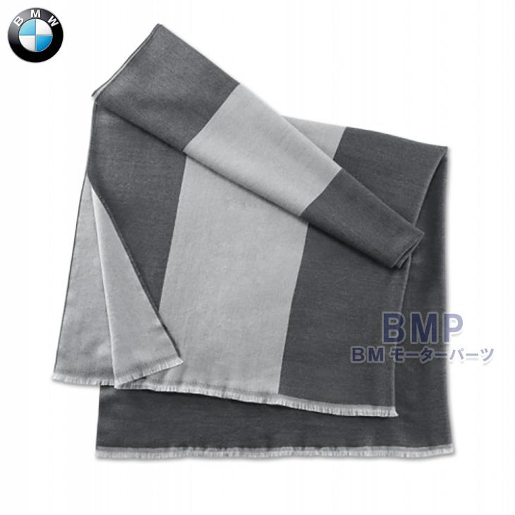 【BMW 純正】BMW COLLECTION BMW ウール ストール