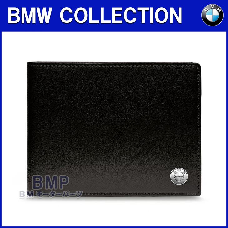 【BMW純正】BMW COLLECTION ウォレット メンズ 本革 レザー コインケース付