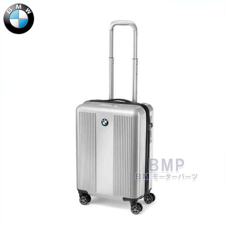 【店内全品200円offクーポン】BMW 純正 BMW COLLECTION ボードケース シルバー スーツケース キャリーバッグ