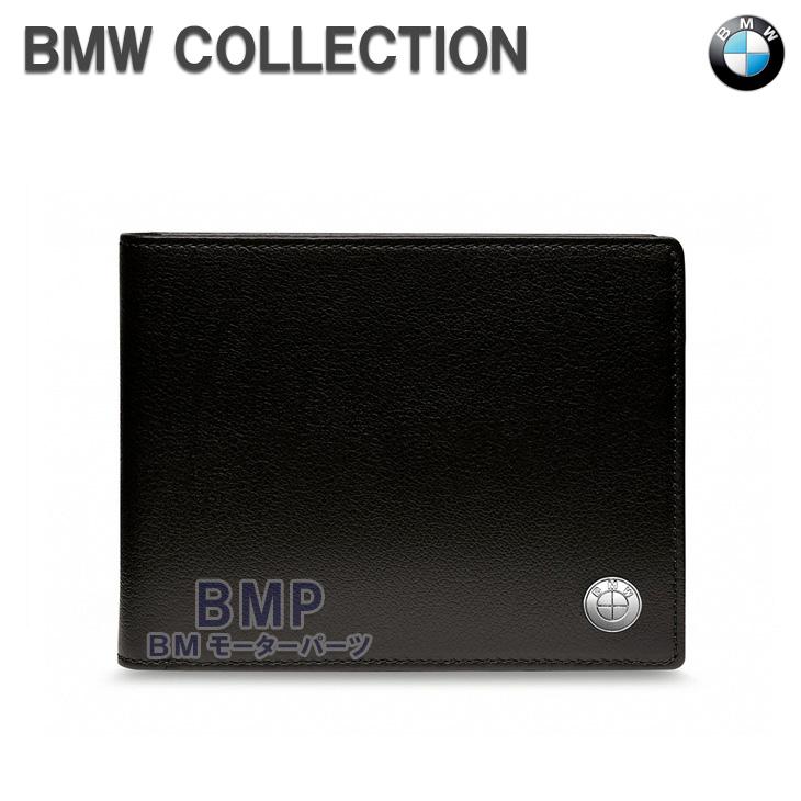 【BMW純正】BMW COLLECTION ウォレット メンズ 本革 レザー