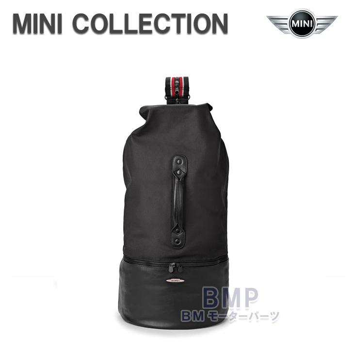 BMW 純正 MINI COLLECTION JCW セーラーバッグ ブラック