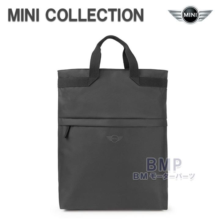 BMW MINI 純正 MINI COLLECTION トートバッグ ブラック