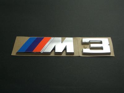 BMW エンブレム E30リアエンブレムセット M3
