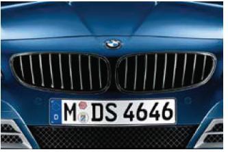 BMW グリル E89 Z4 ブラックグリルセット