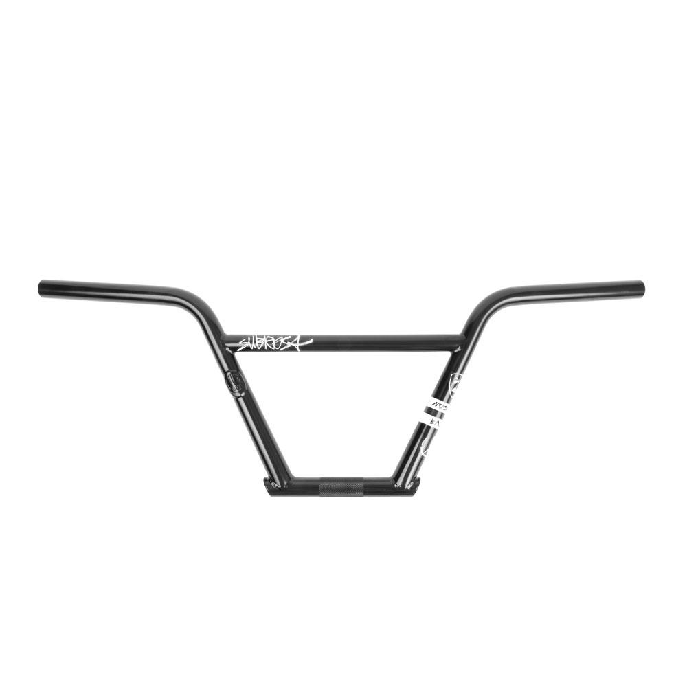 SUBROSA - NOSTER 4PC BAR / BLACK / サブローザ BMX ストリート ハンドルバー